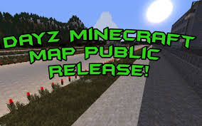 Dayz Maps Dayz Minecraft Map Public Release Download Youtube