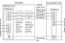 mitsubishi split system wiring diagram 4k wallpapers