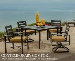 Patio Furniture And Decor by Yard Art Patio And Fireplace I Outdoor Furniture Decor And More