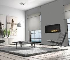 Contemporary Gas Fireplaces by Heat U0026 Glo Cosmo 42 Gas Fireplace The Energy House