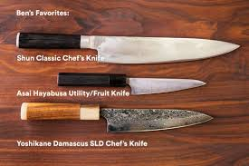 honing kitchen knives the chefsteps kitchen team shares their favorite knives chefsteps