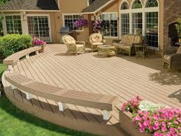 Deck Designs Pictures by Backyard Deck Design Make Your Own Backyard Deck Designs Unique