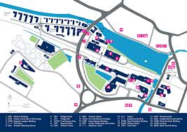 University Of Montana Campus Map by University Of Lincoln Campus Map