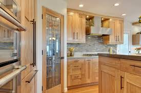 Natural Birch Kitchen Cabinets by Remodelwest Award Winning Remodeling Galleries Saratoga