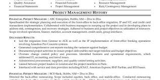 Sample Resume For Project Manager by Best Project Manager Resume Ever Project Management Resume