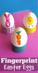 Easter Egg Decorating Hacks by Easy Easter Egg Decorating Ideas
