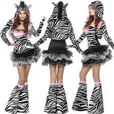 Safari Halloween Costume Ladies Animal Tutu Fancy Dress Costume Zoo Fever Junge Safari