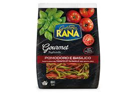 sede rana tagliatelle gourmet tomate basilic p磚tes lisses gourmet