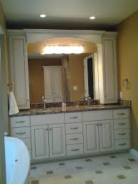 Bathroom Cabinet Refacing Before And After by 28 Best Bathroom Sink Countertops Images On Pinterest Bathroom
