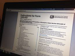 commentary the new 1023ez nonprofit filing form generocity philly
