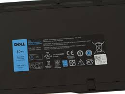 dell oem original latitude 6430u 6 cell 60wh battery 9kgf8