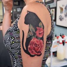 tattoo cat 60 inspiring cat tattoos designs and ideas for cat lovers
