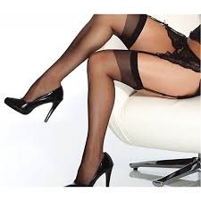 stockings halloween sheer garter stockings 3 pack sheer stockings for women