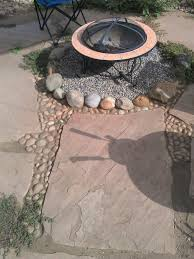 Flagstone Patio Installation Cost by Building A Flagstone Patio Mind Your Dirt
