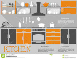 top 30 orange kitchen interior design contemporaryinteriors