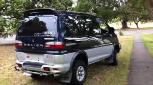 mitsubishi chamonix delica turbo diesel bigfoot review edward lee u0027s youtube