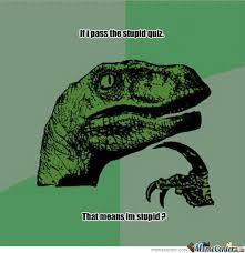 Quiz Meme - stupid quiz by recyclebin meme center