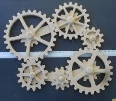 working gears gears gear wall kinetic art steampunk