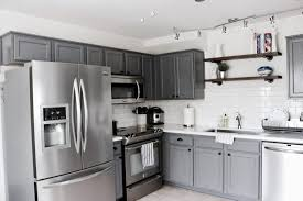 modern colors for kitchen cabinets farmhouse modern gray kitchen cabinets anipinan kitchen