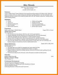7 resume for lecturer position target cashier