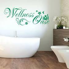 wandtattoos fã rs badezimmer badezimmer wandtattoo stilvolles ornament badezimmertur