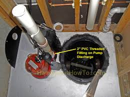 how to replace a sewage pump check valve part 4