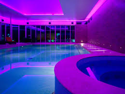 zodiac led pool lights swimming pool green underwater pool lights added with purple floor