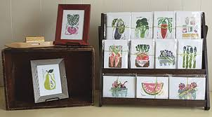 framed greeting cards my inside out studio