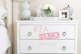 Ikea Hack Dresser by Ikea Hack Hemnes Little House Of Chic