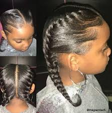 hairstyles for little girls with no edges edges on fleek 3 ways to lay your baby hairs voice of hair