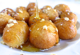 loukoumades recipe greek donuts with honey and walnuts my