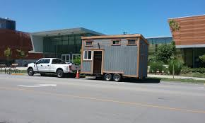 the tiny house festival at lawrence public library library as