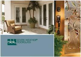 Hurricane Exterior Doors Impact Approved Residential Doors