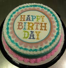 happy birthday dq dairy queen ice cream cake u0027the cake lady