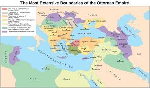 Downfall Of Ottoman Empire by Maps Of Vast Empires That No Longer Exist
