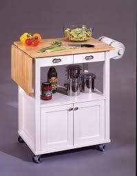Kitchen Cart Island Portable Kitchen Island With Drop Leaf Amys Office
