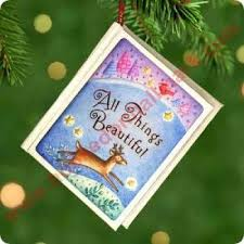 Christmas Book Ornaments - 66 best hallmark ornaments i need images on pinterest