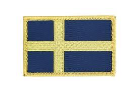 Sweden Flag Image Flag Patch Sweden Royal Flags
