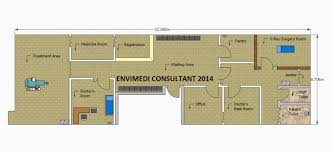 Standard Floor Plan Dimensions by We Setup Your Clinic U0026 Healthcare Centre Floorplan Layout For