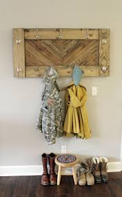 best 25 wall coat rack ideas on pinterest diy coat hooks kids