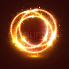 bursting and sparkling light flashes or sparkler lights traces