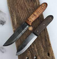buck kitchen knives ml knives u2013 one of a kind custom hand forged knives past work