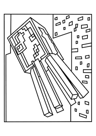 halloween coloring pages printables halloween coloring pages minecraft coloring pages
