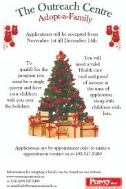 adopt a family s outreach