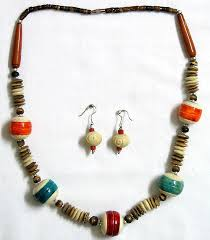 wood beads necklace designs images 23 best wooden bead jewelry images bead jewelry jpg