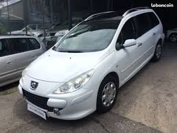 peugeot peugeot used peugeot peugeot 307 sw 1 6hdi your second hand cars ads