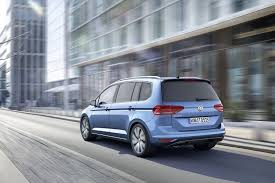 volkswagen minivan 2016 vwvortex com all new 2016 volkswagen touran revealed on the