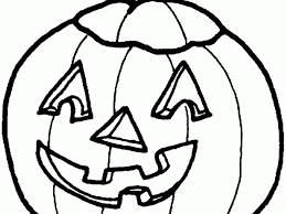 halloween pumpkin coloring pages virtren com