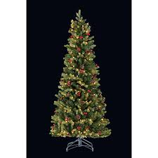 buy john lewis pre lit cone and berry pop up christmas tree 6ft
