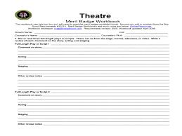 Depression Worksheets Theatre Worksheets Dropwin
